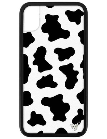 Moo Moo iPhone Xr Case – Wildflower Cases