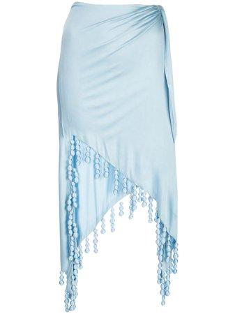 Cult Gaia Isabella Asymmetric Skirt Aw19   Farfetch.com