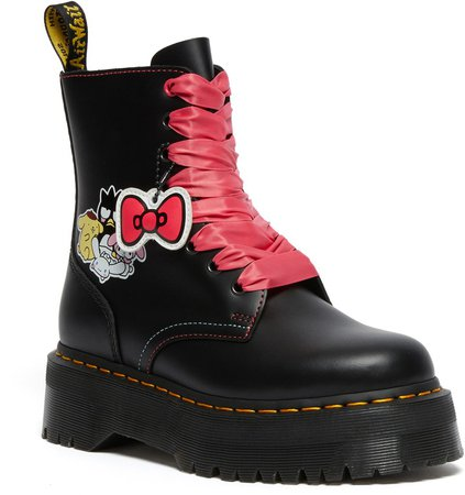 x Hello Kitty and Friends Jadon Platform Boot