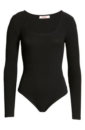 Bayse Square Neck Bodysuit | Nordstrom