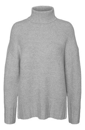 VERO MODA Berko Turtleneck Sweater | Nordstrom
