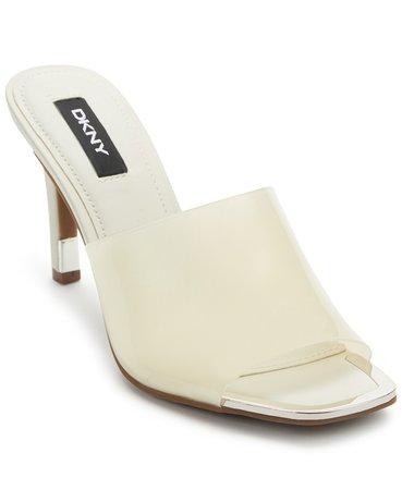 DKNY Women's Bronxi Sandals & Reviews - Sandals - Shoes - Macy's