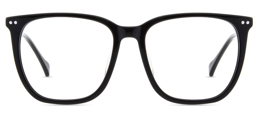 Unisex full frame acetate eyeglasses - OBM2007A | Firmoo.com