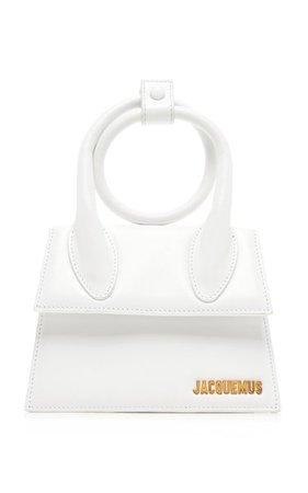 Le Chiquito Noeud Leather Bag By Jacquemus | Moda Operandi
