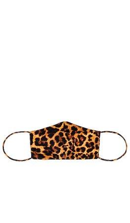 GRLFRND Protective Face Masks in Leopard | REVOLVE