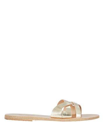 Ancient Greek Sandals Apiron Leather Sandals | INTERMIX®