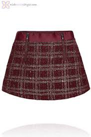 burgundy tweed skirt - Google Search