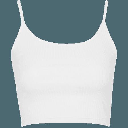 tank top white PNG
