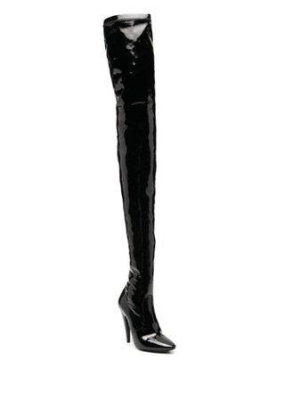 Saint Laurent Boots Farfetch