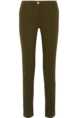 JAMES PURDEY & SONSMid-rise skinny jeans