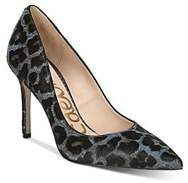 Women's Hazel Leopard Print Pumps
