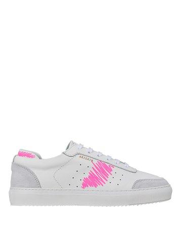 Axel Arigato   Dunk Scribble Sneakers   INTERMIX®