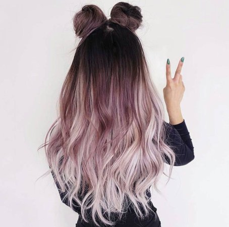 Pink Ombre Black Hair | Find your Perfect Hair Style