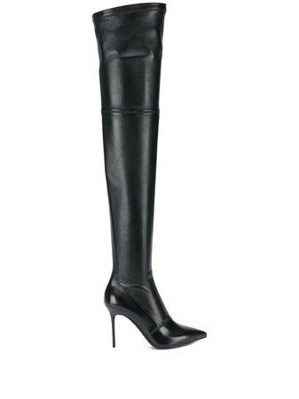Balmain over-the-knee Boots - Farfetch