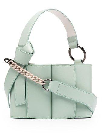 Giaquinto Clarya Tote Bag G0443OHCLARYA Green   Farfetch