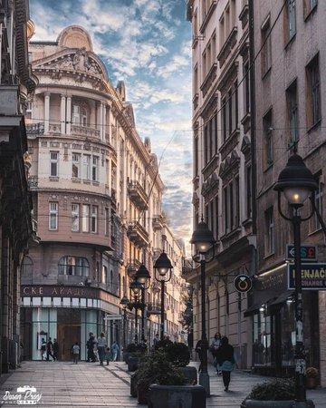 Izzy85 Belgrade