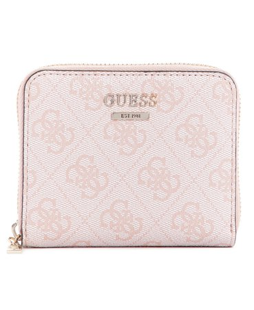 GUESS Cathleen Small Zip Around & Reviews - Handbags & Accessories - Macy's