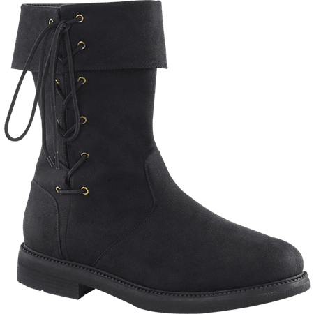 Mens Medieval Mid-Calf Boots - FW2187 by Medieval Collectibles