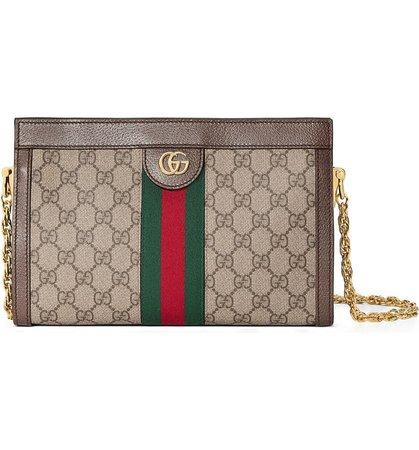 Gucci Small GG Supreme Shoulder Bag | Nordstrom