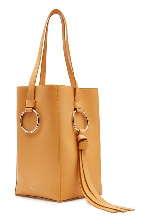 Totem Leather Tote Gr. One Size