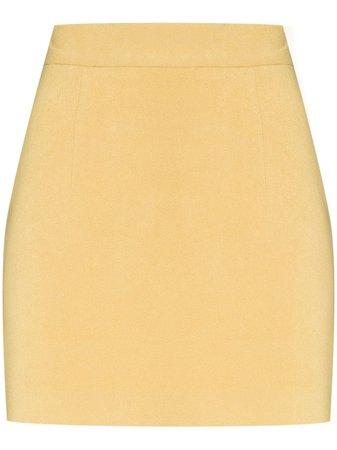 Aleksandre Akhalkatsishvili high-waisted Mini Skirt - Farfetch