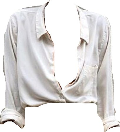 white button down button up