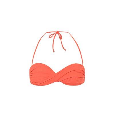 Melissa Odabash - Thailand bandeau bikini top | Mytheresa