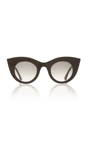 Thierry Lasry Melancoly Cat-Eye Acetate Sunglasses