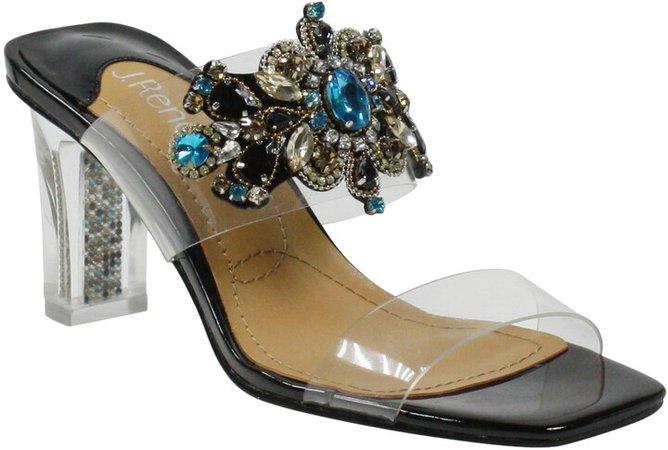 Kamelia Block Heel Sandal