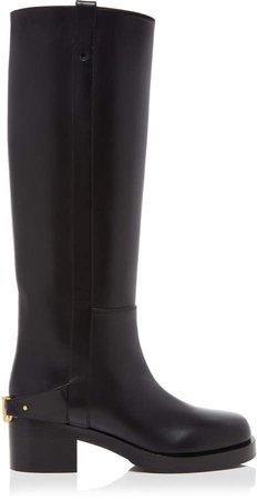 Valentino Knee High Boots