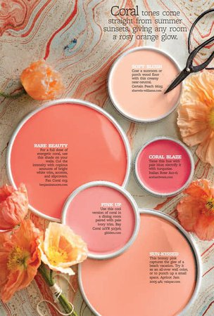 Coral Color Theory