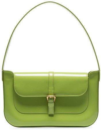 Miranda buckled shoulder bag