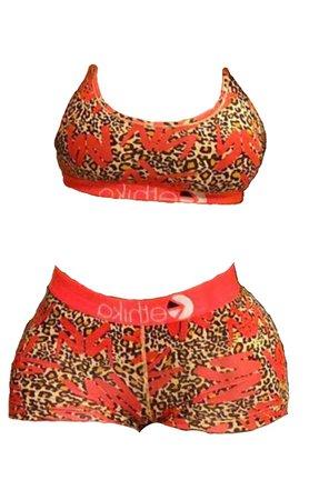 Ethika Bra & Shorts Set