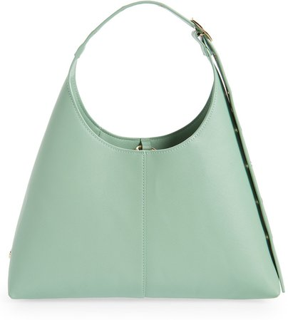 We Are Modern Vegan Leather Bucket Bag
