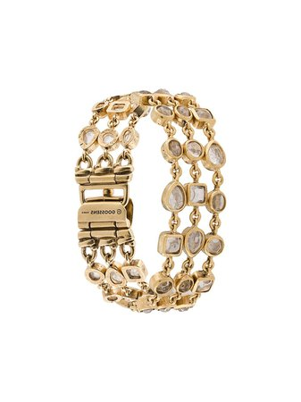 Goossens Mini Cabochons Bracelet   Farfetch.com