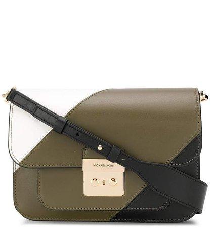 mini foldover shoulder bag
