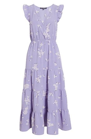 One Clothing Tiered Maxi Dress | Nordstrom