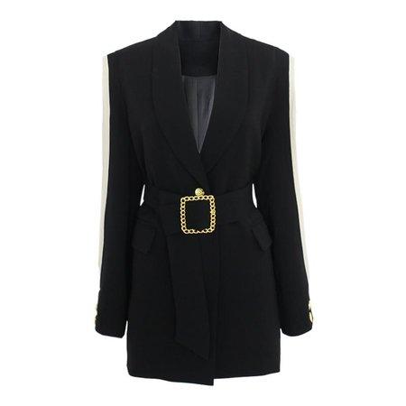 Pose Belted Blazer – KlosetLovers Rx
