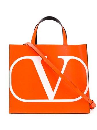 Valentino Borsa Tote VLOGO - Farfetch
