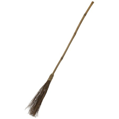 Classic Witch Broom 44in | Party City