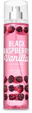 Black Raspberry Vanilla Mist | Bath & Body Works