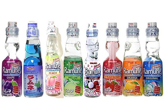 Soda japanese