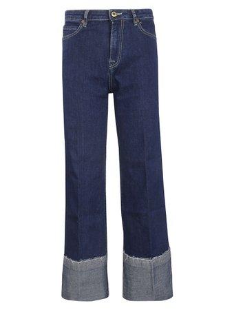 True Nyc Wide Leg Jeans