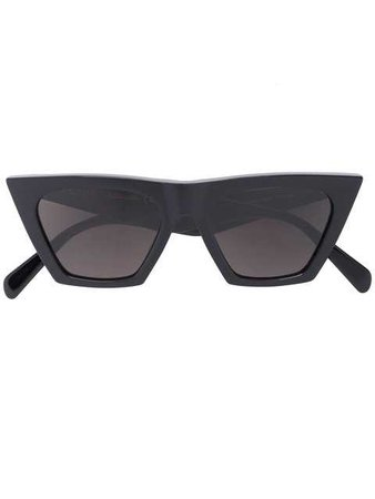 Céline Eyewear Edge Sunglasses - Farfetch