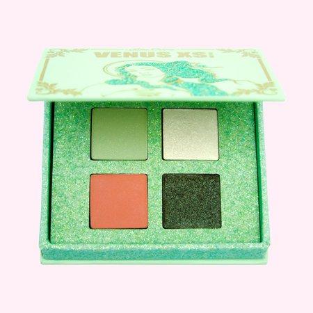 Venus XS Eyeshadow Palette: Holly Daze - Lime Crime