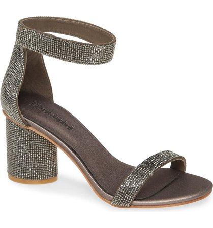 Jeffrey Campbell Laura Ankle Strap Sandal (Women) | Nordstrom