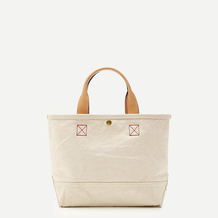 J.Crew: Montauk Tote In Small For Women