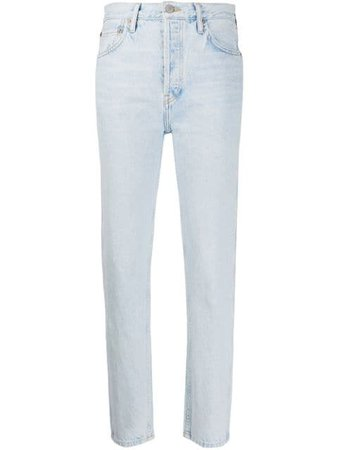 RE/DONE high-waisted Jeans - Farfetch