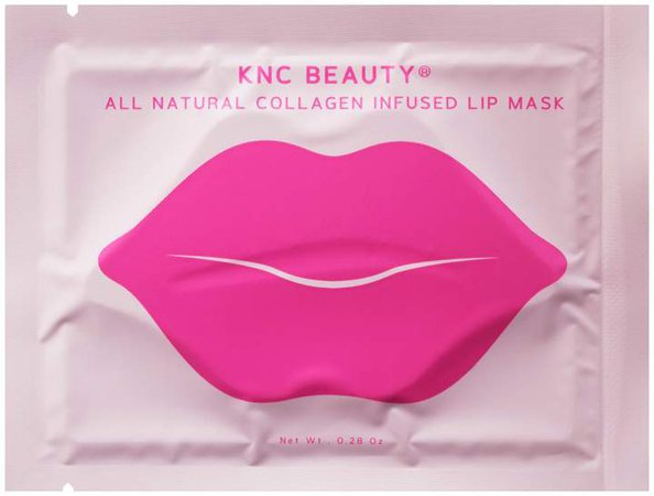 Knc Beauty KNC Beauty - All Natural Collagen Infused Lip Mask