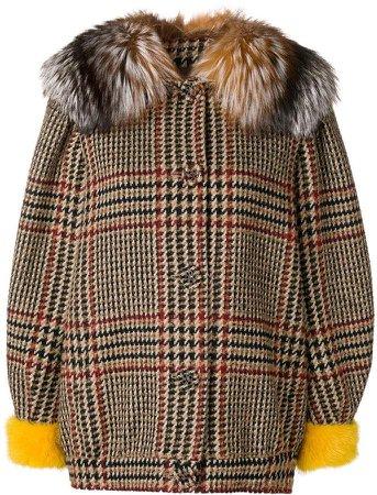 Irma S short coat